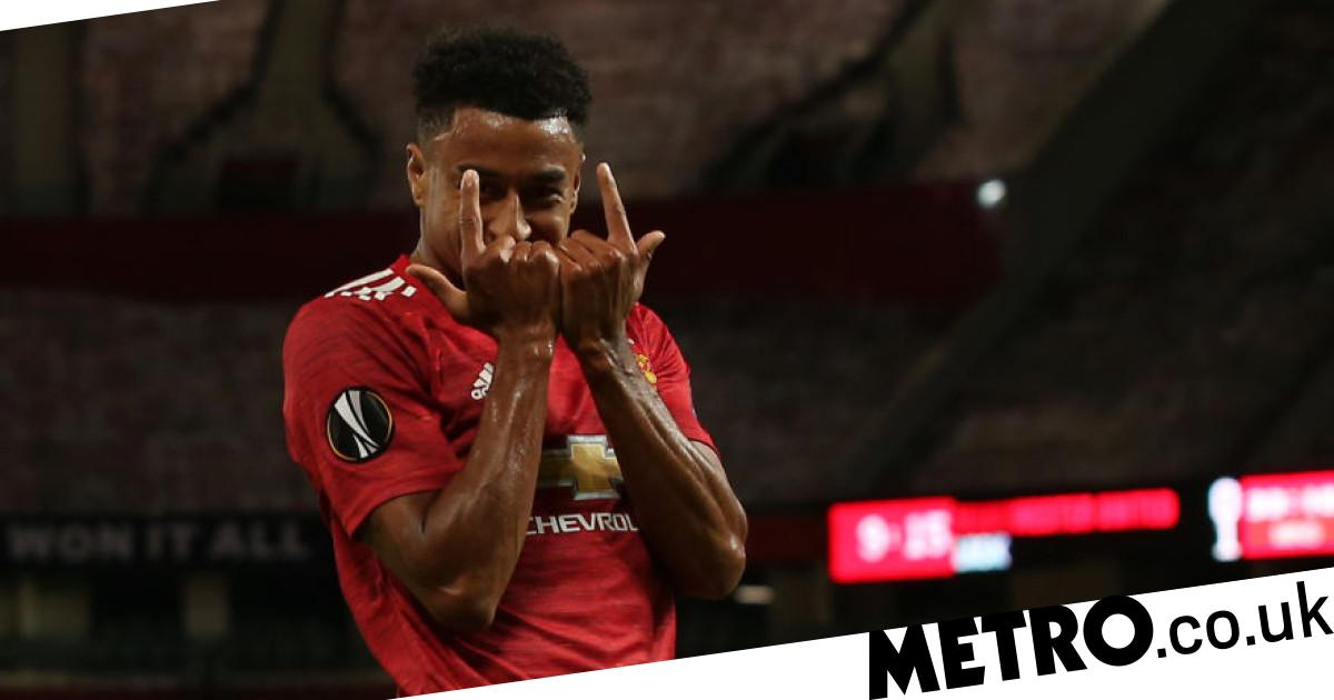 Manchester United ready to offload Jesse Lingard despite recent form - metro