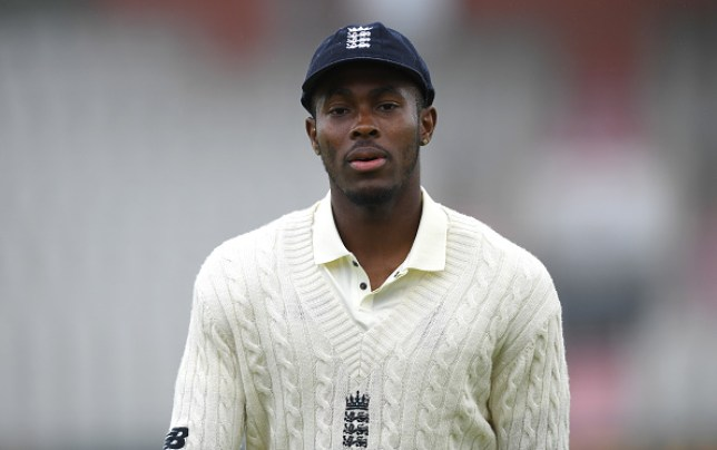 Jofra Archer has been tipped to return for England for the third Test against Pakistan