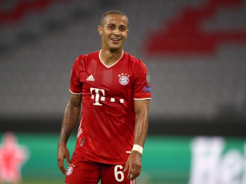 Liverpool open talks with Bayern Munich after agreeing personal terms with Thiago