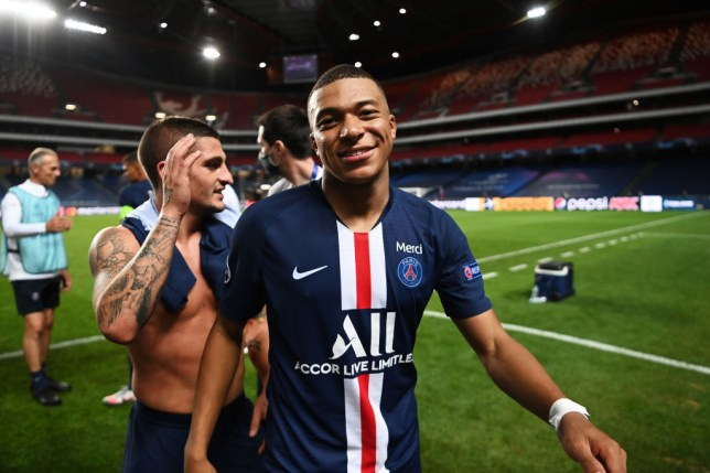 Kylian Mbappe helped PSG to reach their first Champions League final following a 3-0 win over RB Leipzig (