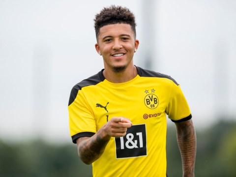 Manchester United have '50-50′ chance of signing Jadon Sancho