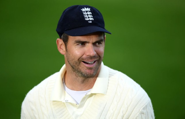 England bowler James Anderson will be remembered as one of the legends of the game