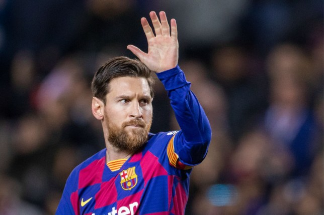 The Real Madrid have been 'stunned' by Lionel Messi asking to leave Barcelona