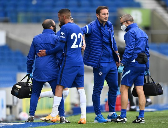 Brighton & Hove Albion v Chelsea: match amical d'avant-saison