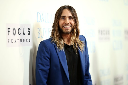 Jared Leto reveals he found out about the pandemic two weeks late