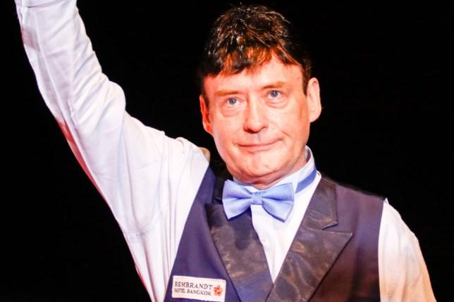 Jimmy White beat Ken Doherty to win the World Senior Snooker Championship