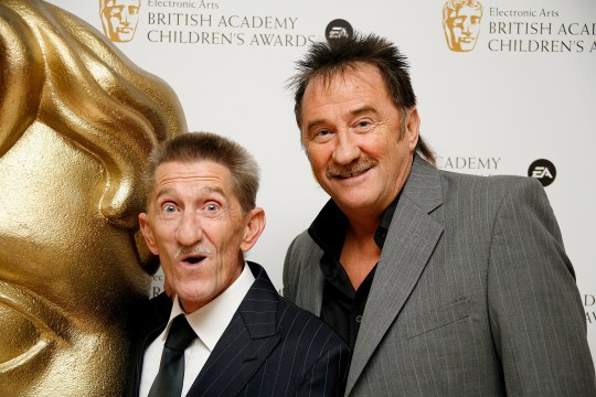 Paul and Barry Chuckle