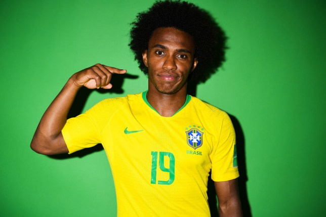 Arsenal confirm the signing of former Chelsea star Willian on free transfer