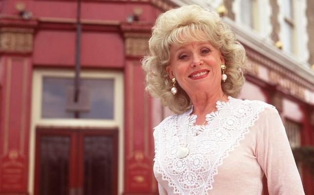 Peggy in EastEnders