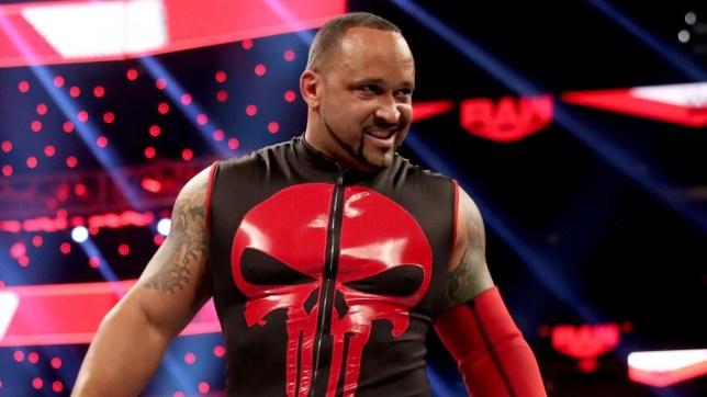 WWE superstar MVP on Raw