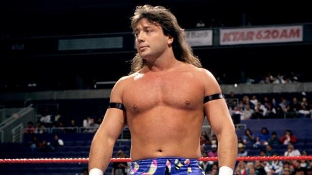 WWE superstar Marty Jannetty