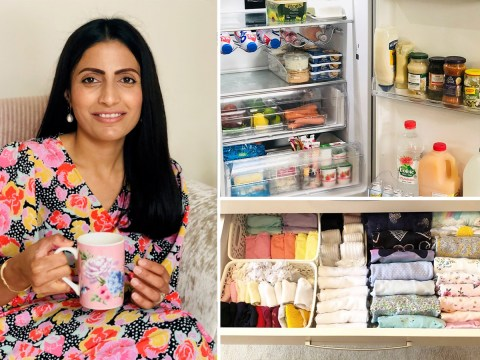 Tidying-obsessed mum reveals how she's created a perfectly organised home – and shares her tips for decluttering your house with ease