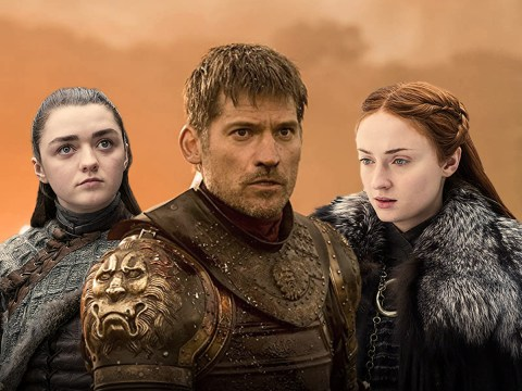 Game of Thrones star Nikolaj Coster-Waldau explains why working with Maisie Williams and Sophie Turner was particularly 'incredible'
