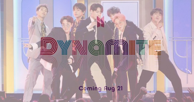 BTS and the title of their new single