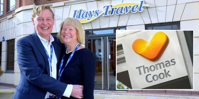 Hays Travel to cut 878 jobs after travel to Spain banned