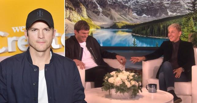 Ashton Kutcher latest star to support Ellen DeGeneres among toxic work environment claims