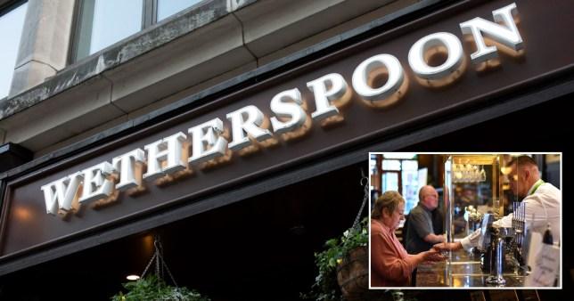 Wetherspoon job losses