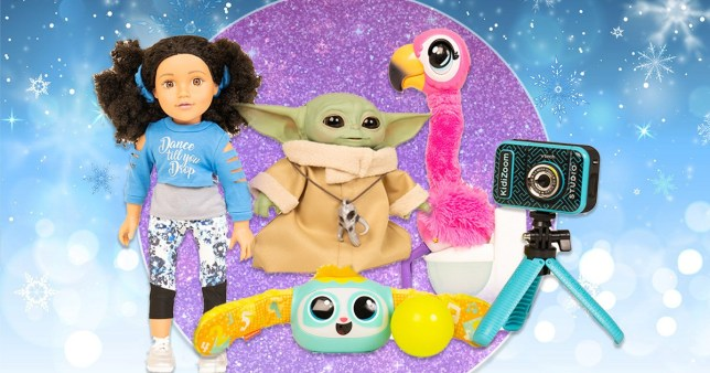 Christmas Toy List 2020 Argos reveals the toys predicted to top children's Christmas lists