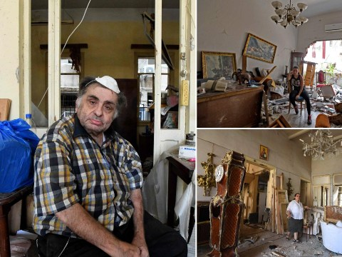 Left to pick up the pieces: Victims of Beirut explosion now have ruins for homes
