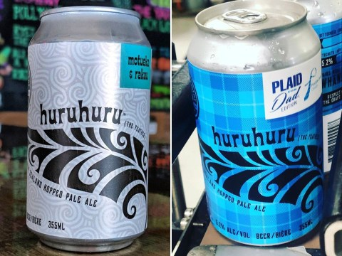 Beer company accidentally names itself after pubic hair