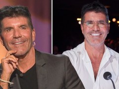 Simon Cowell 'walking around' days after breaking his back in bike accident