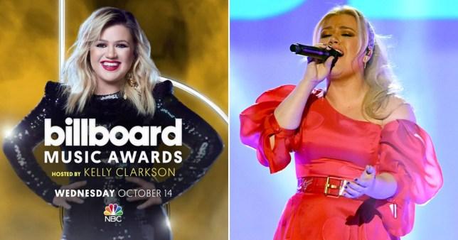 Kelly Clarkson Returns To Host Billboard Music Awards 2020 In October Metro News