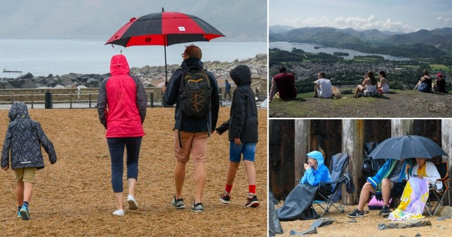 Thunderstorms set to hit the UK today
