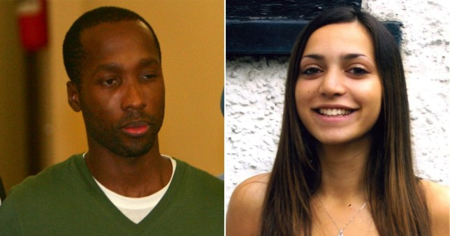 Rudy Guede and Meredith Kercher