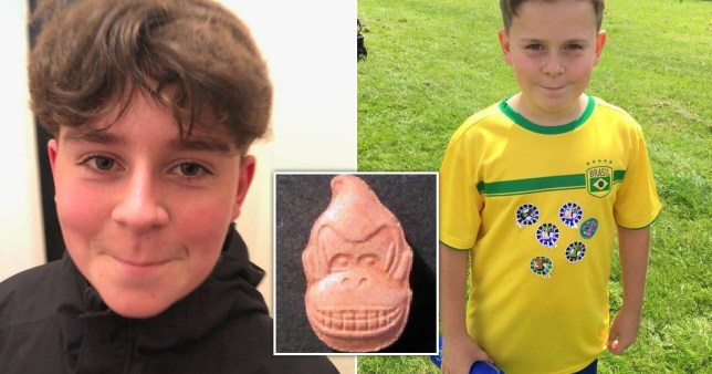 Carson Price, 13, died after taking the drug