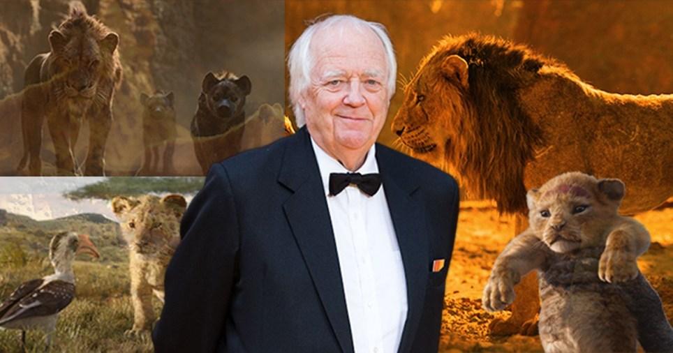 Sir Tim Rice Lion King