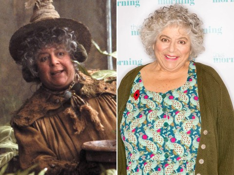 Miriam Margolyes confesses she doesn't actually like Harry Potter and has never seen the movies