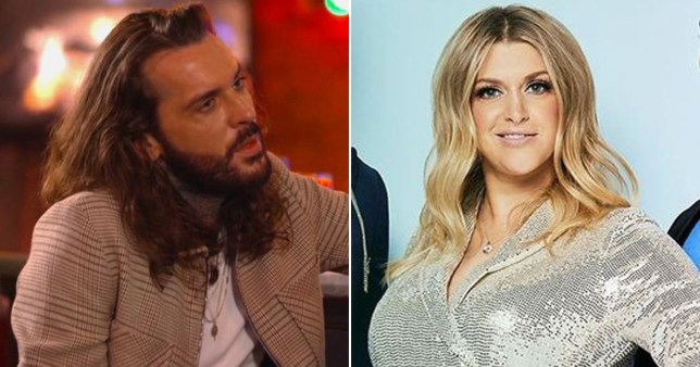 atchmaker Anna Williamson says Pete Wicks won\'t find love until he \'is content with himself\'