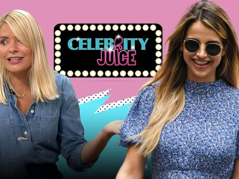 Vogue Williams 'tipped to replace' Holly Willoughby on Celebrity Juice