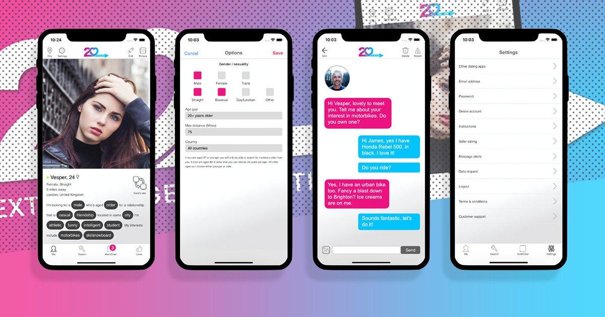 Dating-apps in uns nicht für anschlüsse verwendet