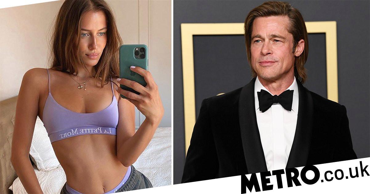 Who Is Brad Pitt S Rumoured New Love Interest Nicole Poturalski Metro News