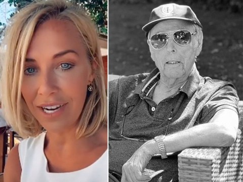 A Place In The Sun presenter Laura Hamilton pays tribute to grandfather with moving poem: 'You will forever hold a special place in my heart'