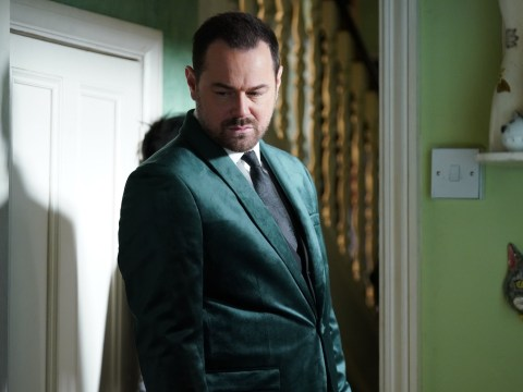 EastEnders spoilers: Mick Carter collapses at Whitney Dean's trial tonight as his past haunts him