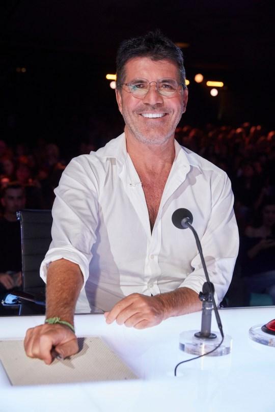 Simon Cowell on America's Got Talent