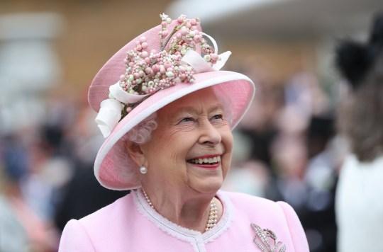 Reine Elizabeth II.