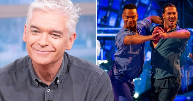 Waiting for reps Phillip Schofield ?in talks to be in Strictly Come Dancing?s first same-sex couple