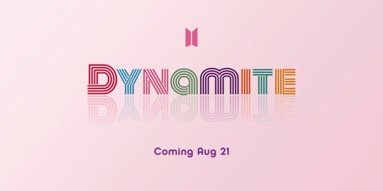 BTS' new single title
