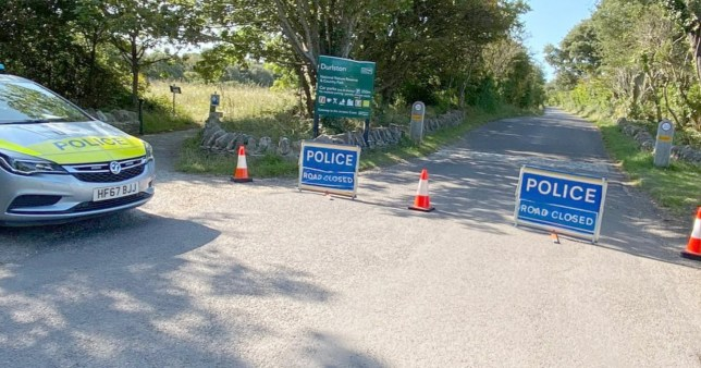 A murder investigation has been launched after a man and woman were found dead in a car park in Durlston Country Park, Dorset.