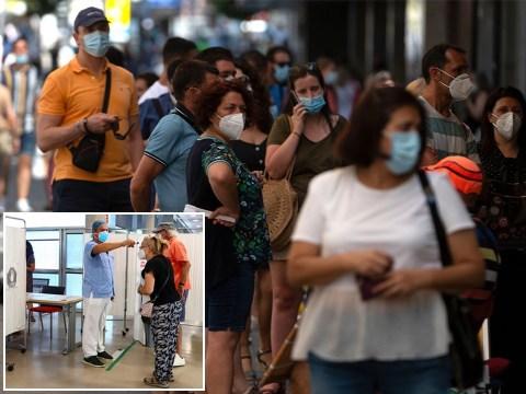 Spain's coronavirus death toll '16,000 higher than official figures say'