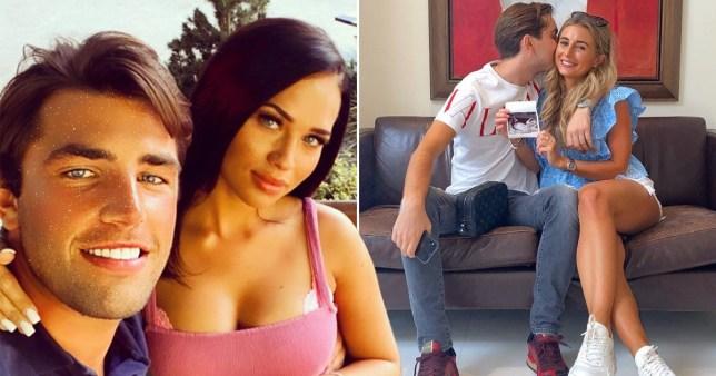 Jack Charles denies engagement days after Dani Dyer announces pregnancy Pics: Jack Charles/Instagram/Dani Dyer/Instagram