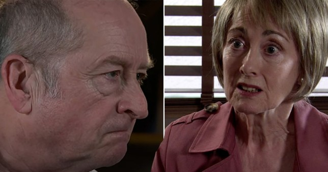 Corrie viewers react to Elaine's disappearance