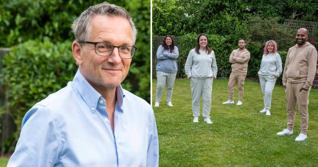 Lose a Stone in 21 Days with Michael Mosley