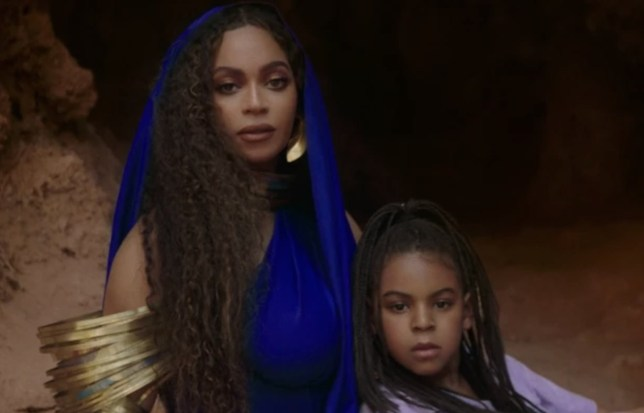 Beyonce's Black Is King co-director reveals how Blue Ivy's epic cameos came about