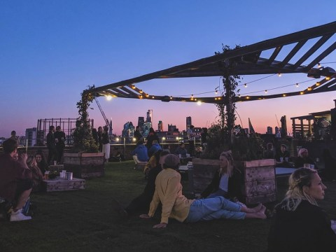The nine best rooftop bars in London