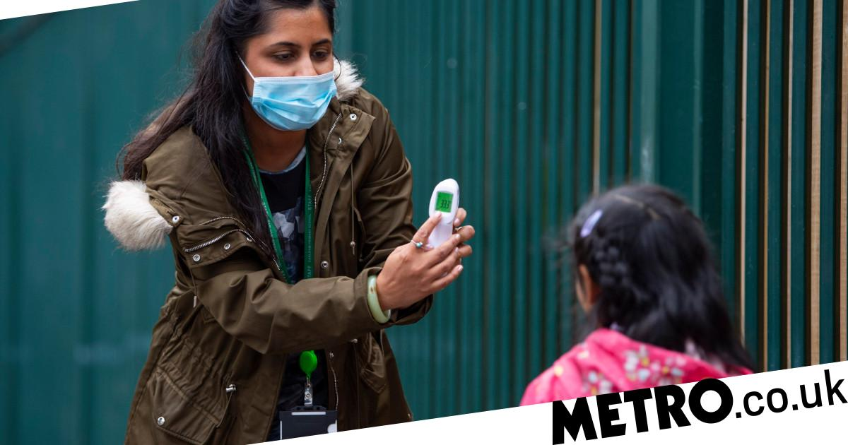 Coronavirus news live: UK death toll at 46,574 and the places at risk of local lockdown - Metro.co.uk