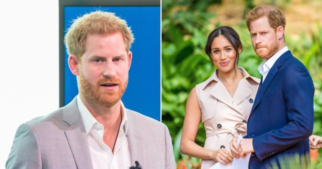 Racist attacks on the Duchess of Sussex helped Prince Harry wake up to the experiences of minority groups.